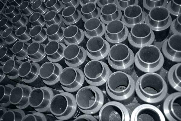 Serienfertigung Zylinder